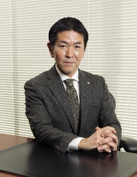 代表取締役社長 堀越大吉郎
